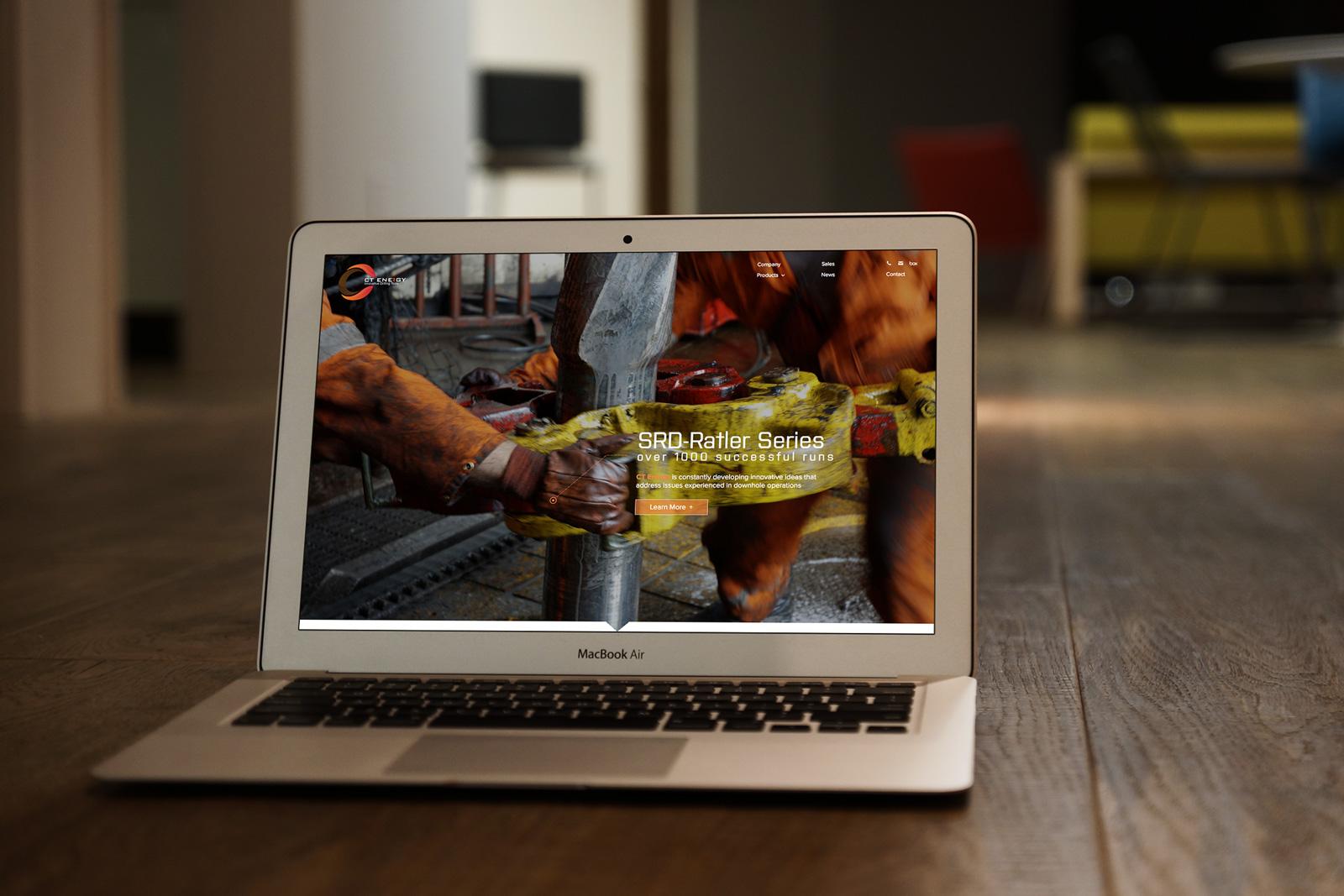 ct-website-mockup-design